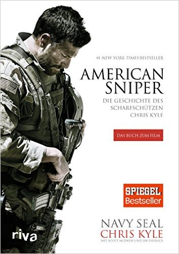 Die besten Biografien die man lesen muss - American Sniper