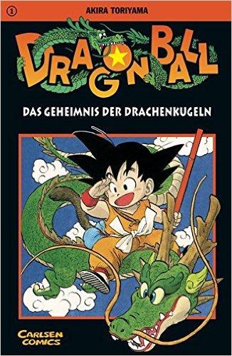 Die besten Mangas die man lesen muss - Dragonball