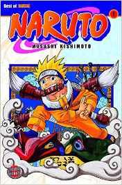 Die besten Mangas die man lesen muss - Naruto