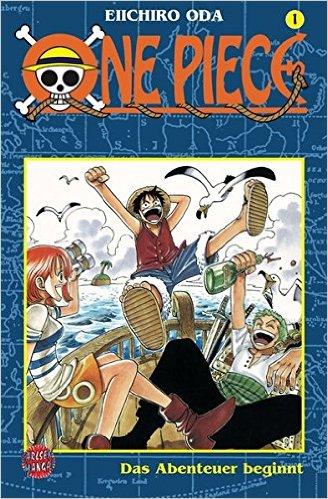 Die besten Mangas die man lesen muss - One Piece