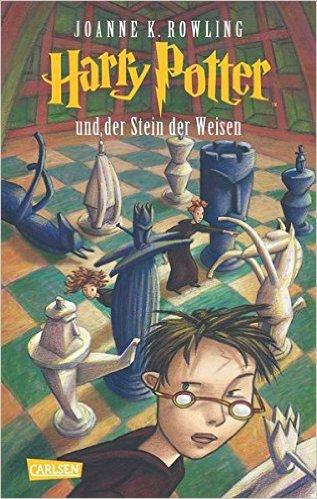 Bücher die man lesen muss Harry Potter