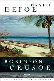 Die besten Bücher die man lesen muss - Robinson Crusoe