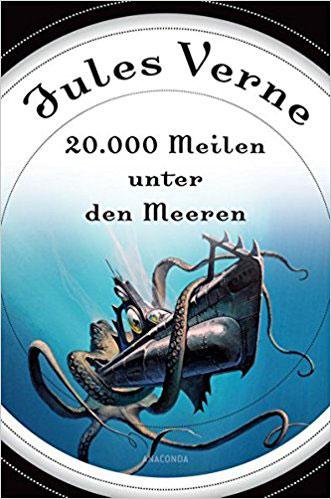 20000 Meilen unter den Meeren Bestseller Romane