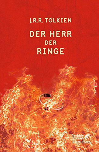 Der Herr der Ringe Bestseller Romane