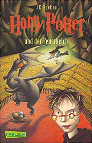 Harry Potter und der Feuerkelch Bestseller Romane