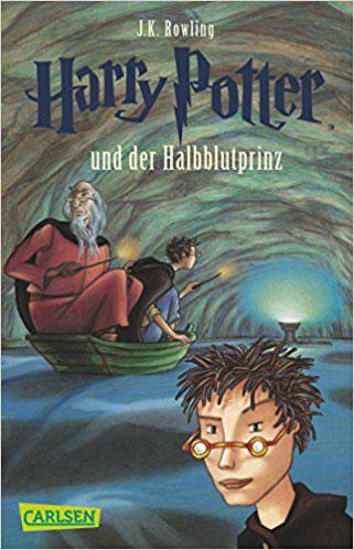 Harry Potter und der Halbblutprinz Bestseller Romane