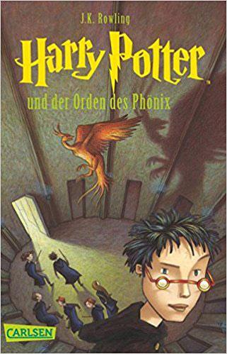 Harry Potter und der Orden des Phönix Bestseller Romane