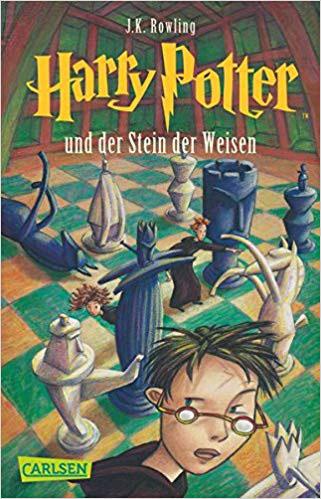 Harry Potter und der Stein der Weisen Bestseller Romane