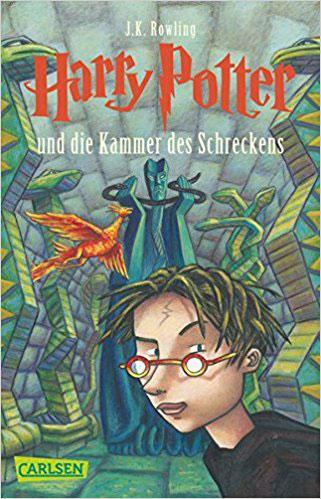 Harry Potter und die Kammer des Schreckens Bestseller Romane