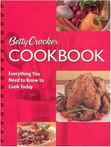 Betty Crocker Cookbook - Bestseller Sachücher