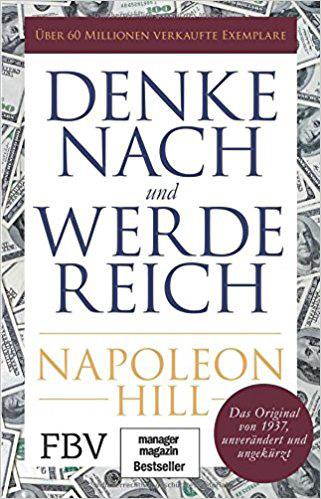 Denke nach und werde reich Bestseller Sachbücher