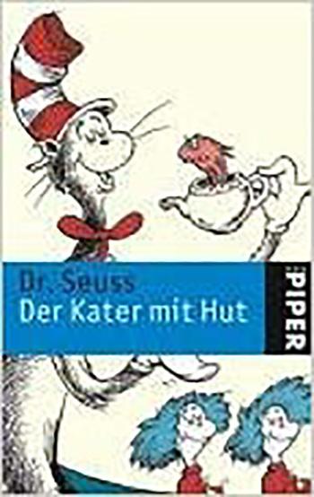 Der Kater mit Hut Bestseller Kinderbücher