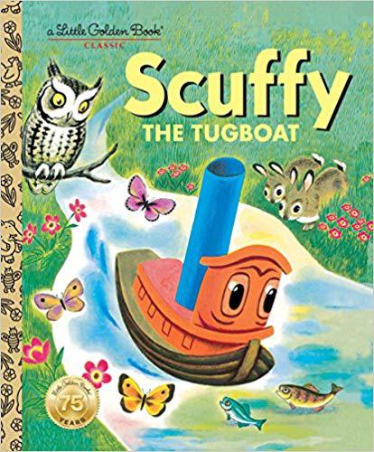 Der kleine rote Dampfer - Bestseller Kinderbücher