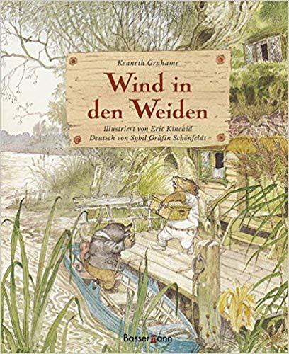 Der Wind in den Weiden Bestseller Kinderbücher
