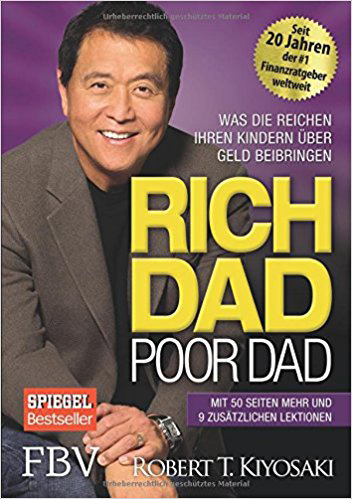 Rich Dad Poor Dad - Bestseller Sachbücher