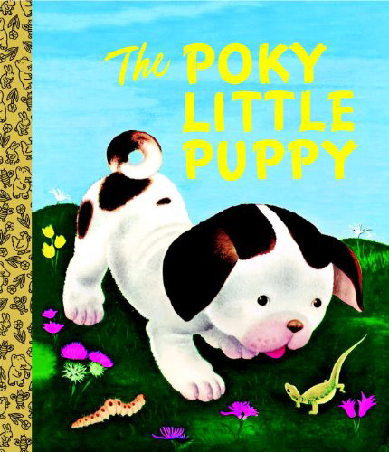 The Poky Little Puppy Bestseller Kinderbücher