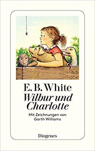 Willbur und Charlotte Bestseller Kinderbücher