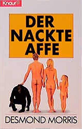 Bestseller Sachbücher - Der nackte Affe