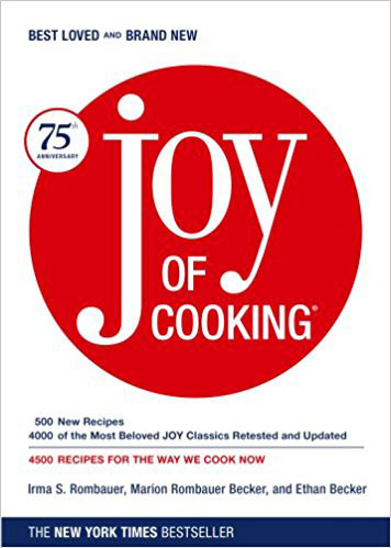 Bestseller Sachbücher - The Joy Of Cooking