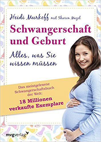 Schwangerschaft und Geburt Bestseller Sachbücher