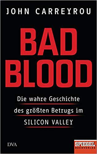 Bill Gates Beste Bücher 2018 Bad Blood