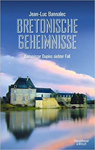 Meistverkaufte Bücher 2018 - Bretonische Geheimnisse