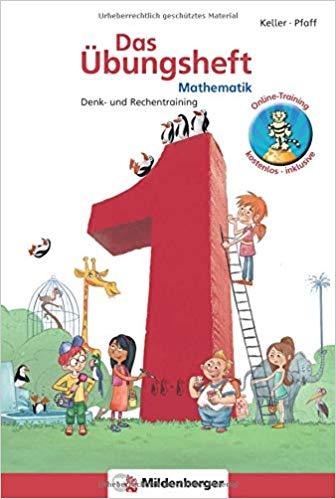 Meistverkaufte Bücher 2018 - Das Übungsheft Mathematik