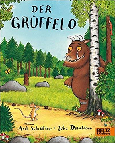 Meistverkaufte Bücher 2018 - Der Grüffelo