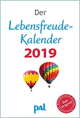 Bestseller 2018 - Der Lebensfreude Kalender