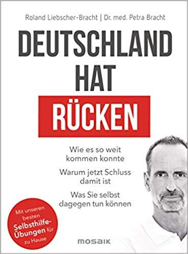 Meistverkaufte Bücher 2018 - Deutschland hat Rücken
