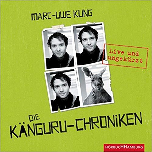 Bestseller 2018 - Die Känguru-Chroniken