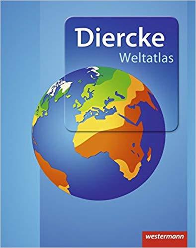 Meistverkaufte Bücher 2018 - Diercke Weltatlas