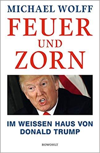 Bestseller 2018 - Feuer und Zorn