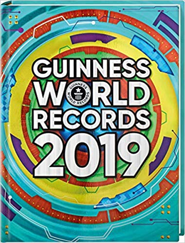 Bestseller 2018 - Guinness World Records 2019