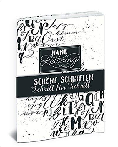 Bestseller 2018 - Handlettering Übungsheft
