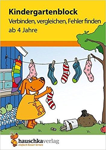 Bestseller 2018 - Kindergartenblock