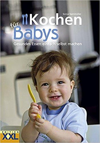 Meistverkaufte Bücher 2018 - Kochen für Babys