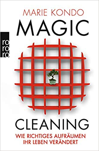 Bestseller 2018 - Magic Cleaning