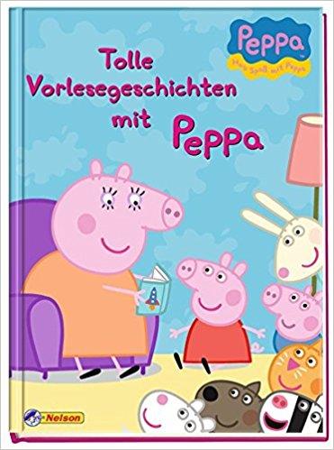 Meistverkaufte Bücher 2018 - Peppa