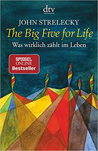 Meistverkaufte Bücher 2018 - The Big Five for Life