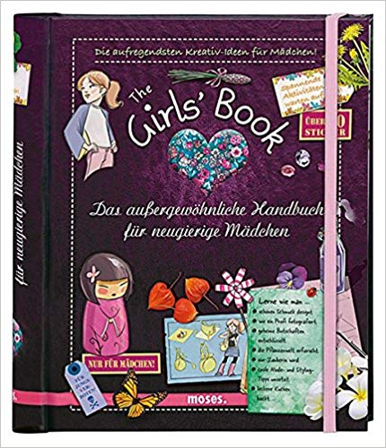 Meistverkaufte Bücher 2018 - The Girls Book