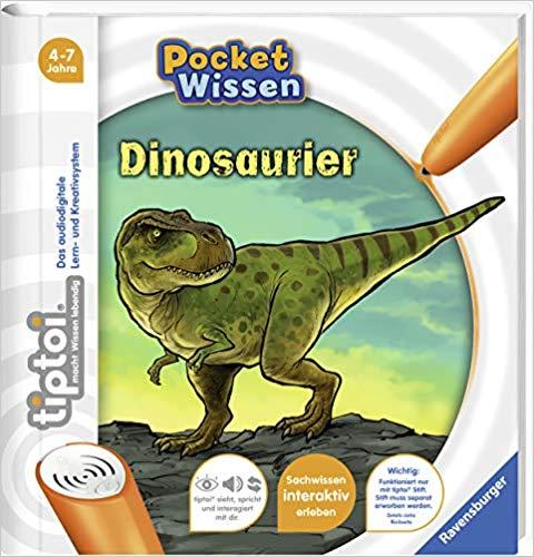 Meistverkaufte Bücher 2018 - Tiptoi Dinosaurier
