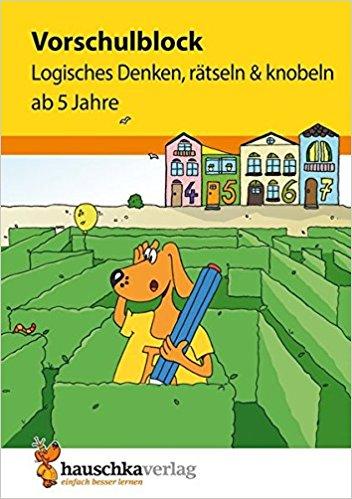 Bestseller 2018 - Vorschulblock