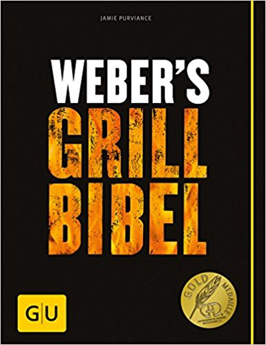 Meistverkaufte Bücher 2018 - Webers Grillbibel